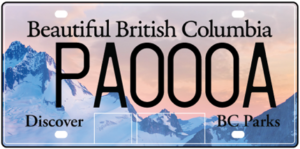 BC PLate