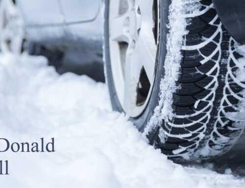 Our Guide To Winter Tires And How They Affect Your Car Insurance