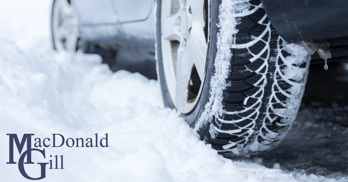 All you need to know about winter tires